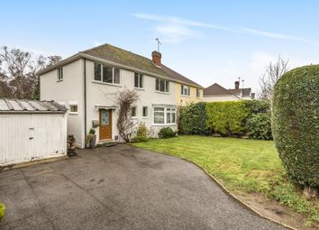 Virginia Water, Surrey GU25. 4 bed semi-detached house for sale