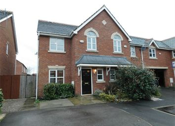 Thumbnail 3 bed semi-detached house to rent in Hutchinson Way, Radcliffe, Manchester