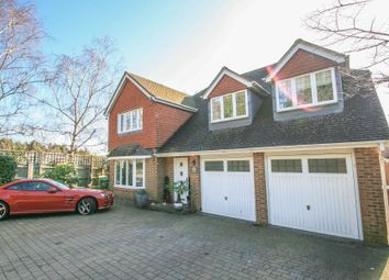 Thumbnail 5 bed property for sale in Perry Hill, Worplesdon, Guildford