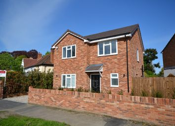 Thumbnail 3 bed detached house for sale in Guildford Road, Ottershaw, Chertsey