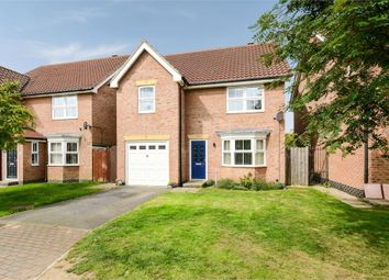 Thumbnail 4 bed detached house for sale in Fair View Close, Gilberdyke, Brough, East Riding Of Yorkshire