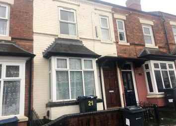 Thumbnail 2 bed property to rent in Maitland Road, Saltley, Birmingham