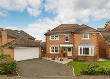 Thumbnail 4 bedroom detached house for sale in 50 Malbet Park, Liberton