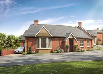 Thumbnail 2 bed terraced bungalow for sale in Valley Park, Flora Close, Exmouth, Devon