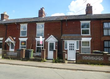 Thumbnail 2 bedroom terraced house for sale in Merton Road, Watton, Thetford