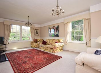 Thumbnail 4 bed detached house for sale in Hawkshill Camp Road, Walmer, Deal, Kent
