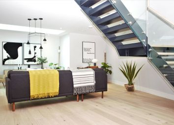 Thumbnail 3 bed terraced house to rent in Avery Walk, Sugden Road, Clapham