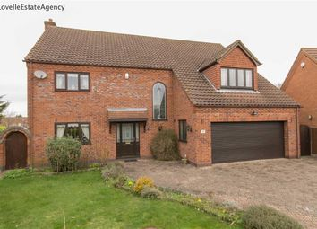 Thumbnail 4 bed property for sale in Linnet Close, Scunthorpe