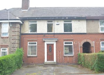 Thumbnail 3 bedroom terraced house for sale in Fircroft Avenue, Shiregreen, Sheffield