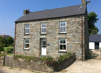 Thumbnail 5 bed detached house for sale in Chapel Cottage, Tufton, Clarbeston Road, Pembrokeshire
