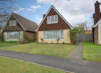 Thumbnail 3 bed detached house for sale in Sycamore Avenue, Chandler's Ford, Eastleigh