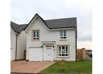 Thumbnail 4 bed detached house for sale in Lendrick Drive, Falkirk