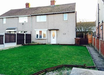 Thumbnail 3 bed semi-detached house to rent in Cow Lane, Havercroft, Wakefield