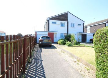 Thumbnail 3 bed semi-detached house for sale in Cheviot Road, South Shields