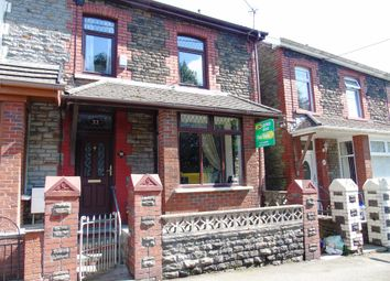 Thumbnail 3 bed end terrace house for sale in Coronation Terrace, Porth