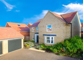 Thumbnail 4 bed detached house for sale in Donnington Road, Burton Latimer