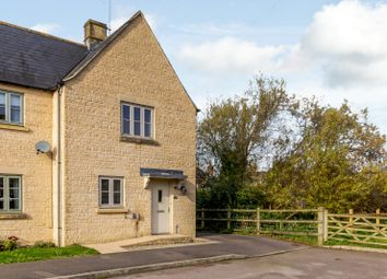 Thumbnail 2 bed end terrace house for sale in Old Manor Gardens, Kemble, Cirencester