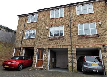 Thumbnail 3 bed terraced house for sale in Love Lane, Rochester