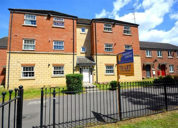 Thumbnail 2 bed flat to rent in Halton Way Kingsway, Quedgeley, Gloucester