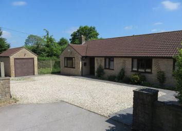 Thumbnail 4 bed detached bungalow for sale in Chaffcombe Road, Chard