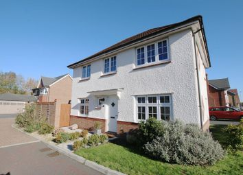 Thumbnail 3 bed detached house for sale in Tillage Close, Walmer Bridge, Preston