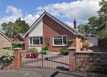 Thumbnail 3 bed detached bungalow for sale in Nash Close, Dibden Purlieu, Southampton