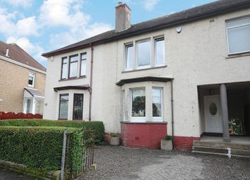 Thumbnail 3 bed terraced house for sale in Menzies Road, Glasgow