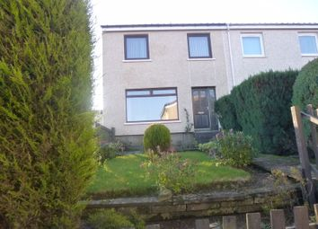 Thumbnail 3 bed end terrace house to rent in Redcraigs, Kirkcaldy