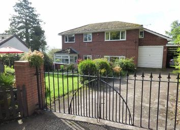 Thumbnail 4 bed detached house for sale in Main Road, Little Haywood, Stafford