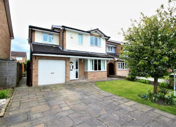 Thumbnail 4 bed detached house for sale in Thornton Moor Close, York