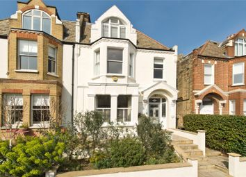 Thumbnail 5 bed semi-detached house for sale in Woodside, Wimbledon, London