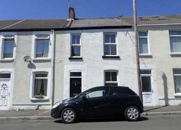 Thumbnail 3 bed terraced house for sale in Edgeware Road, Swansea