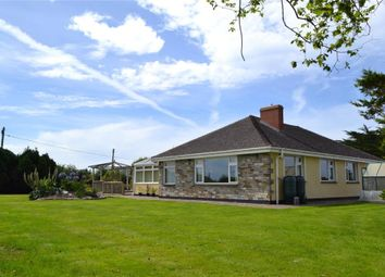 Thumbnail 5 bed detached bungalow for sale in Gwithian Road, Connor Downs, Hayle