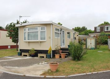 Thumbnail 1 bed mobile/park home for sale in Ham Manor Park, Llantwit Major