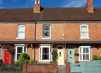 Thumbnail 2 bedroom terraced house for sale in Kineton Green Road, Solihull