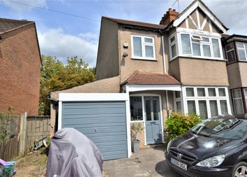 Thumbnail 3 bed terraced house for sale in Rosecourt Road, Croydon, Surrey
