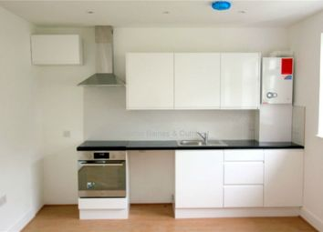 Thumbnail 1 bed flat to rent in The Crest, London