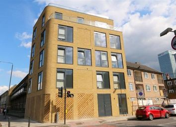 Thumbnail 1 bed flat to rent in Saltwell Street, London