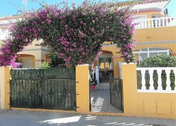 Thumbnail 2 bed town house for sale in Spain, Alicante, Orihuela, Cabo Roig