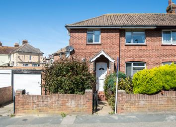 Thumbnail 3 bedroom semi-detached house for sale in Springfield Road, Bexhill-On-Sea