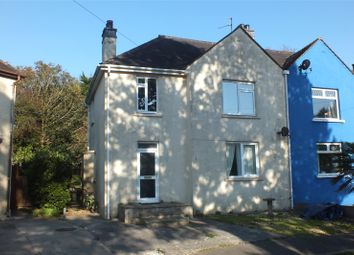 Thumbnail 3 bed semi-detached house for sale in Manor Crescent, Manorbier, Tenby