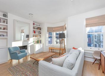 Thumbnail 3 bed flat for sale in Fontarabia Road, London