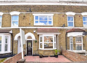 Thumbnail 3 bedroom terraced house for sale in Dames Road, Forest Gate, London