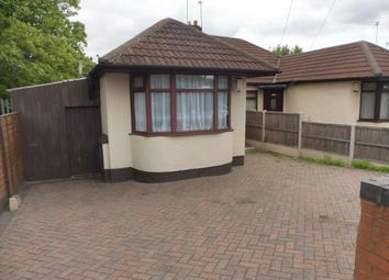 2 bed bungalow to rent in Lilleshall Road, Birmingham B26
