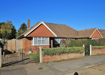 Thumbnail 3 bed semi-detached bungalow for sale in Send Close, Send, Woking