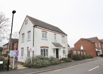 Thumbnail 4 bed detached house for sale in Penruddock Drive, Tile Hill