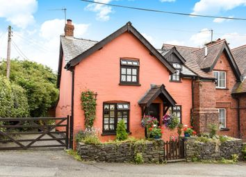 Thumbnail 3 bed cottage for sale in Beulah, Builth Wells