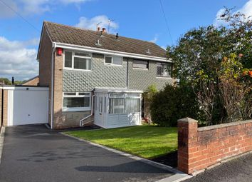 Thumbnail 3 bed semi-detached house to rent in Glenroyd Avenue, Eaton Park, Stoke-On-Trent, Staffordshire