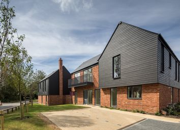 Thumbnail 4 bedroom detached house for sale in Channels Drive, Chelmsford