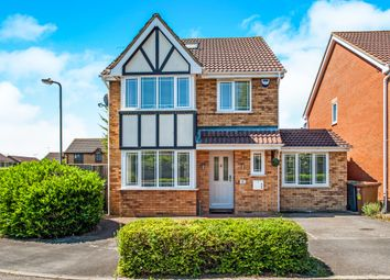 Thumbnail 3 bed detached house for sale in Lysander Way, Abbots Langley